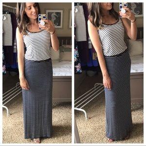 Tart Dresses - NWT {Tart} striped maxi dress